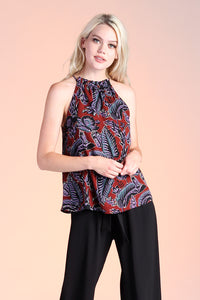 Dark Blossom Top