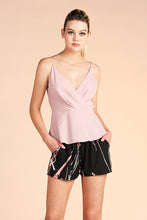 Load image into Gallery viewer, Tuck Pleat Cami Top - Ahri