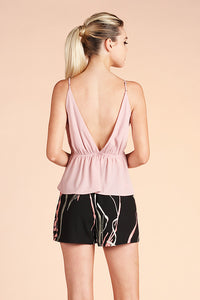 Tuck Pleat Cami Top - Ahri