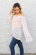 Load image into Gallery viewer, Jolene Floral Top