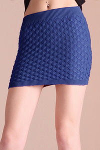 Mermaid Sweater Bandage Skirt - Ahri