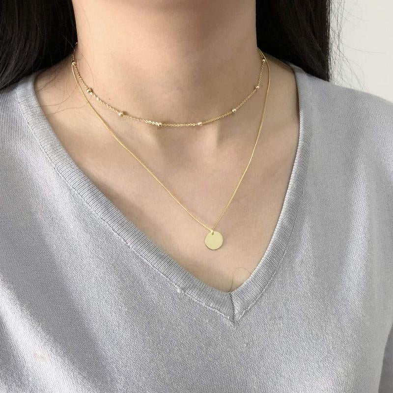 Necklaces for women-Btysun