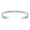 Friendship bracelet - If it scares you, it's a sign you need to do it-Cuff Bracelets-Btysun