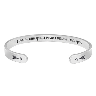 Gifts for Women,Men - I Love Fucking You.I Mean I Fucking Love You