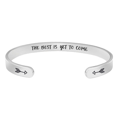 Gifts for Women - The best is not yet to come