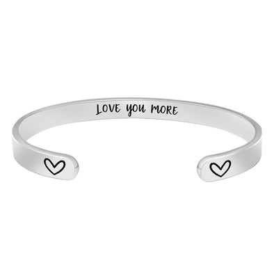 Gifts for Women - LOVE YOU MORE