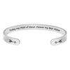 Bracelets for Women - Today My Maid Of Honor,Forever My Sister