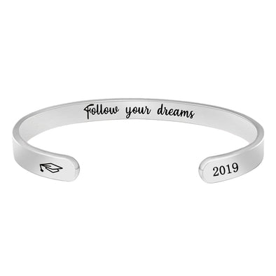 Birthday Gifts for Women - 2019 Follow Your Dreams