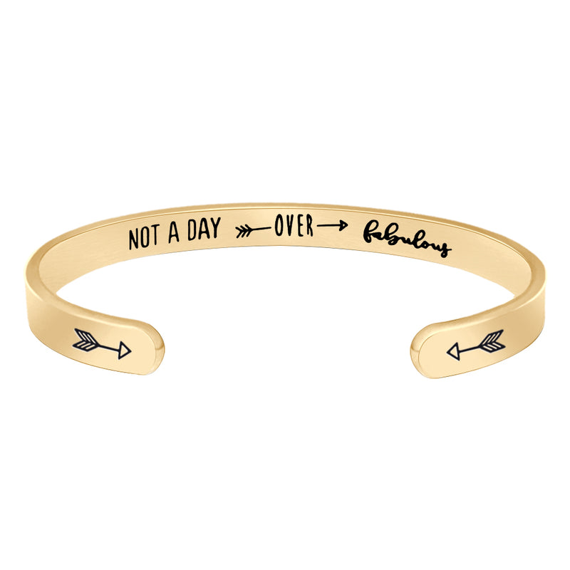 Bracelets for teens girls - Not a day over fabulous