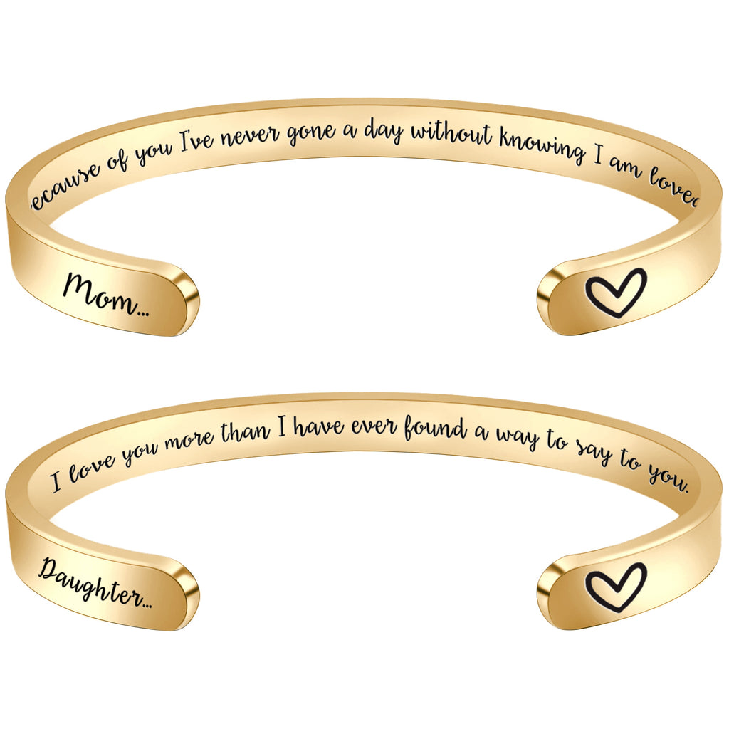 Mother Daughter Bracelet for 2 pcs