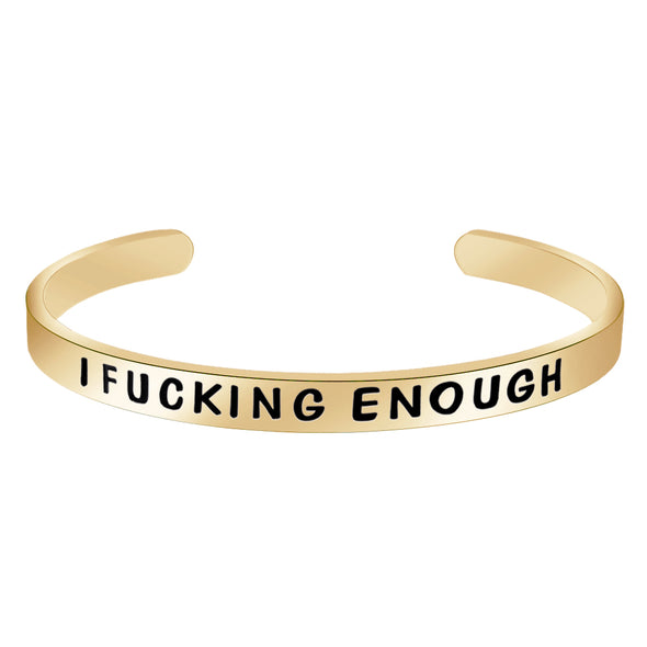 Gifts for Women - I Am Fucking Enough