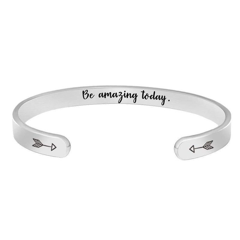 Bracelet for couples - be amazing today