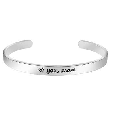 Bracelets for Women - Love,mom