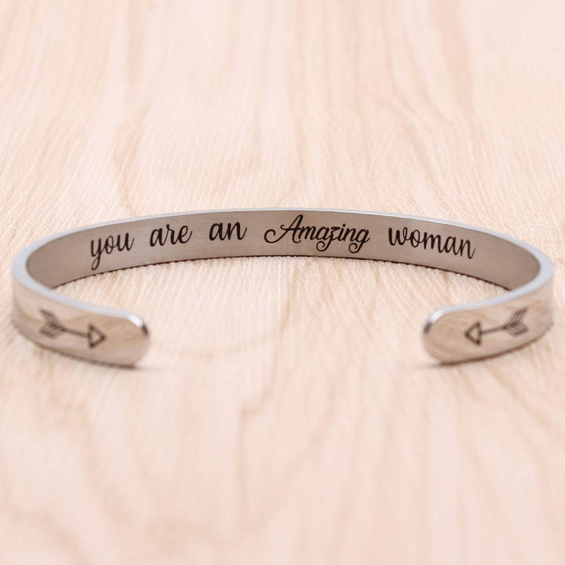 Gifts for women - You are an amazing woman
