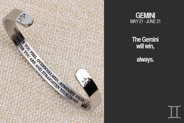 Birthday gifts for women - GEMINI (May 21-JUN 20)