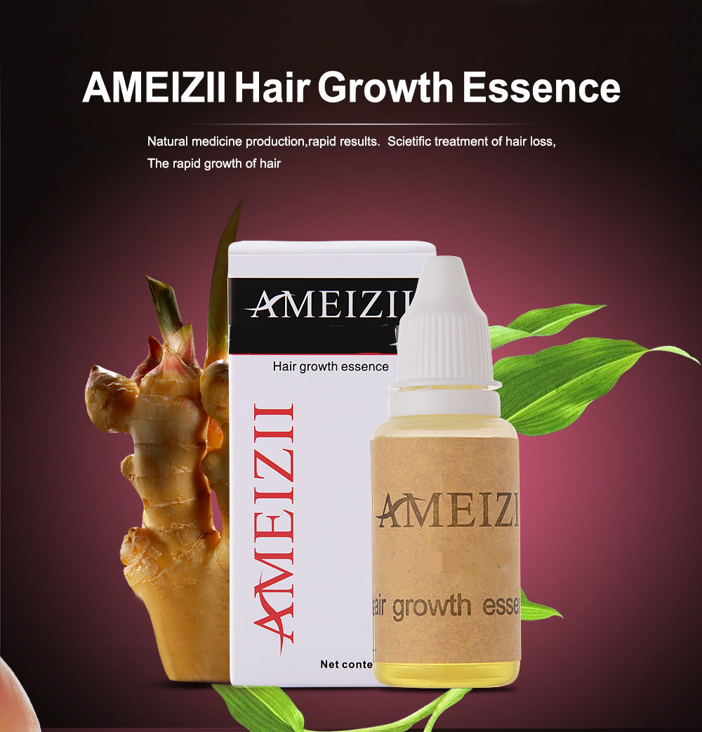 Essential Hair Growth