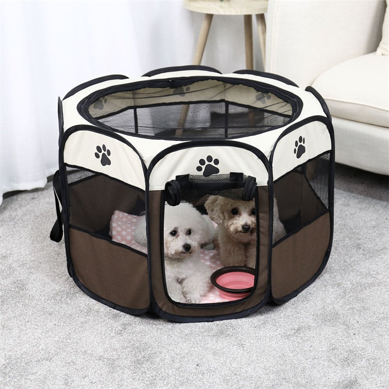 Folding Pet Carrier Tent