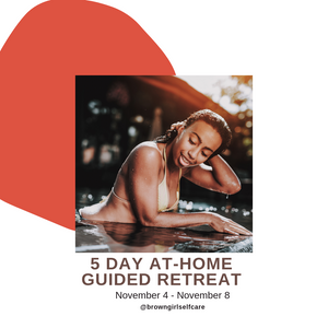5 DAY AT-HOME GUIDED RETREAT