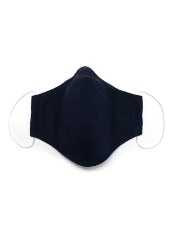 Small Face Mask - Black - Washable 3 Layer Mask