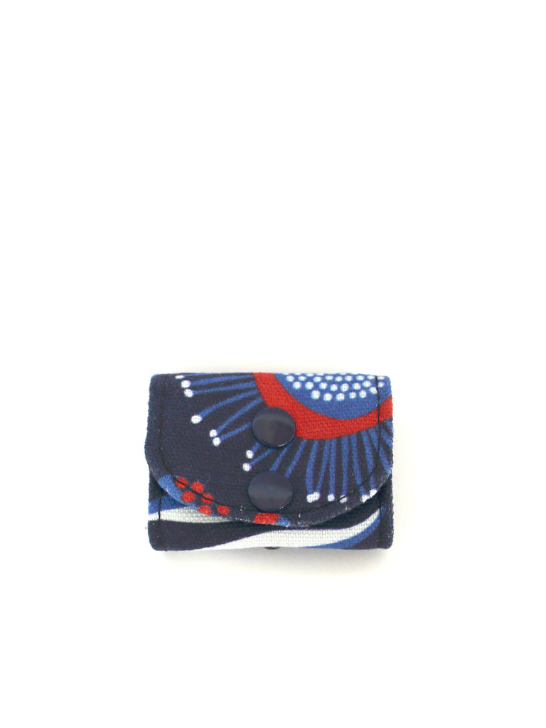 CABLE KEEPER - GUM BLOSSOMS NAVY