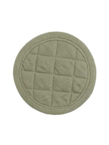 Coaster Set of Two - Sage Linen