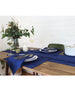 Placemat Set of Two - Navy Linen