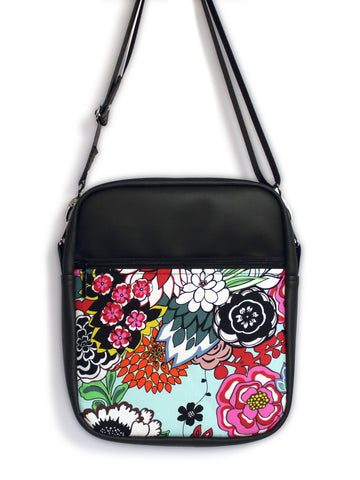 LARGE JETSETTER BAG - COYOACAN - HANDMADE VEGAN BAG