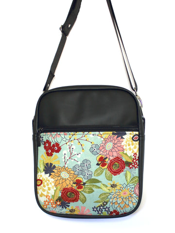 LARGE JETSETTER BAG - DAISY MAE - HANDMADE VEGAN BAG
