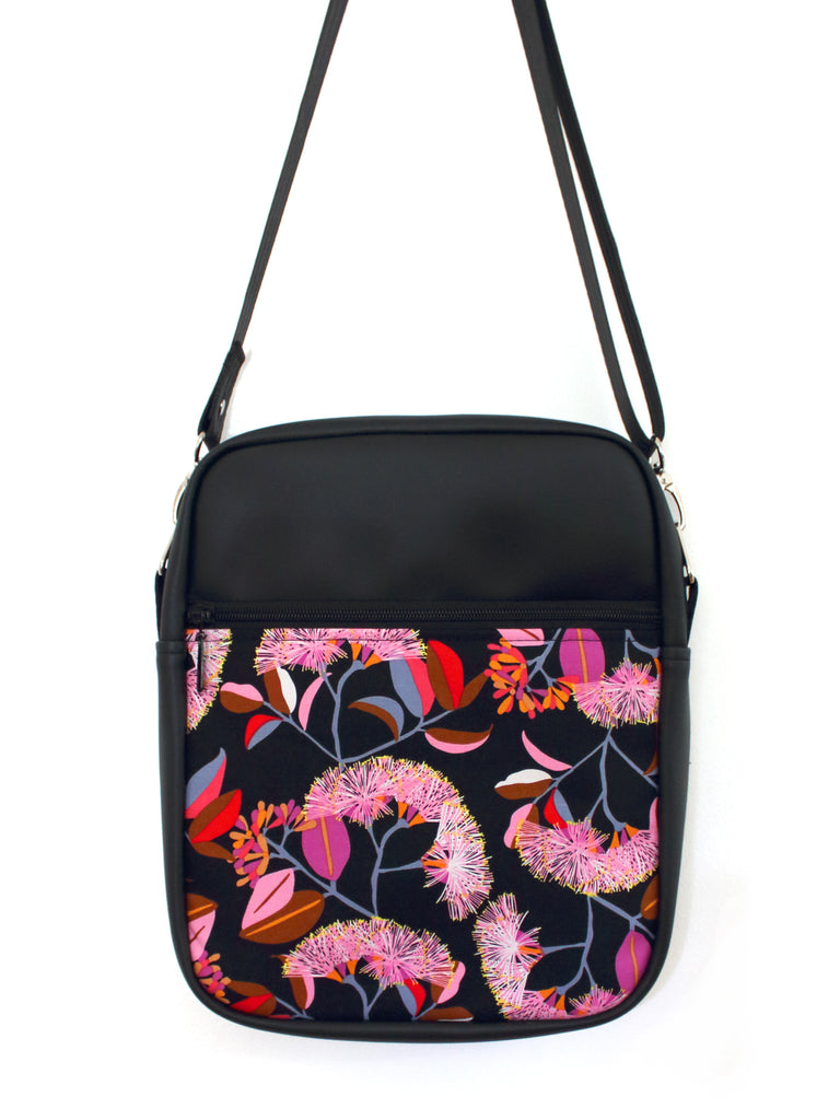 LARGE JETSETTER BAG - LILLYPILLY - HANDMADE VEGAN BAG