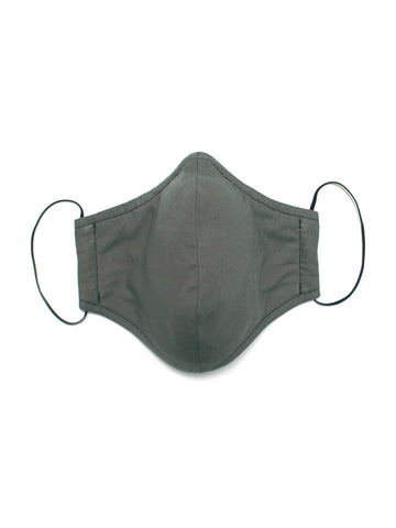 Medium Face Mask - Khaki - Washable 3 Layer Mask