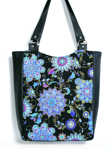 LARGE TOTE BAG - DYNASTY MEDALLION