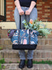 LUGGER - PROTEA - HANDMADE VEGAN REUSABLE BAG