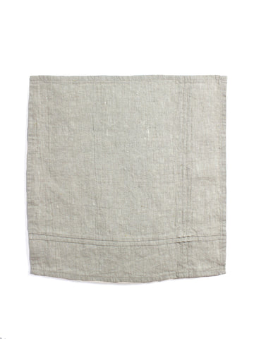 Napkin Set of Two - Oatmeal Linen