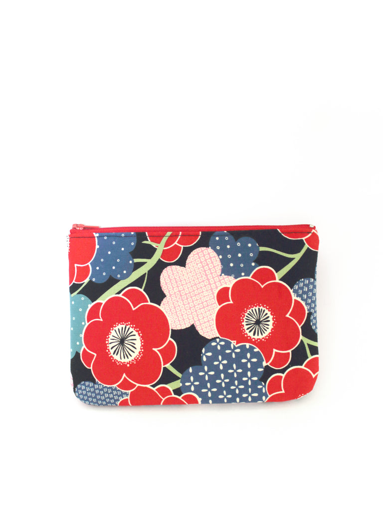ZIPPERED POUCH - KIKI UME