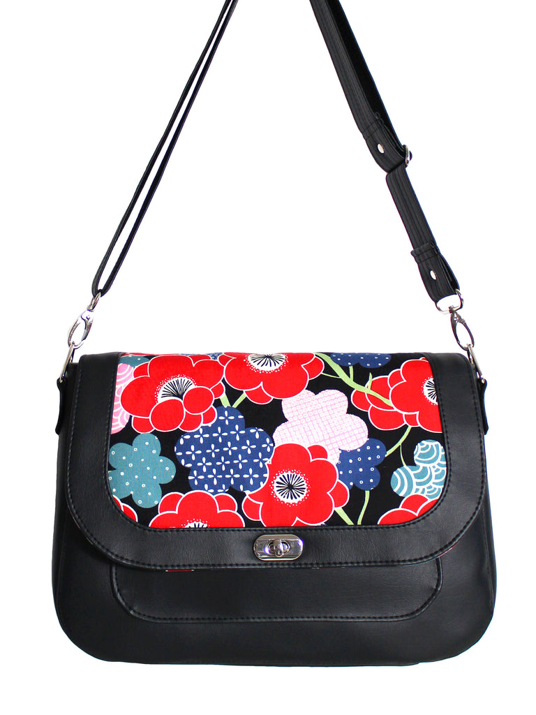 SADDLE BAG - KIKI UME - HANDBAG