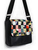 SMALL MESSENGER BAG - SQUARE CATS