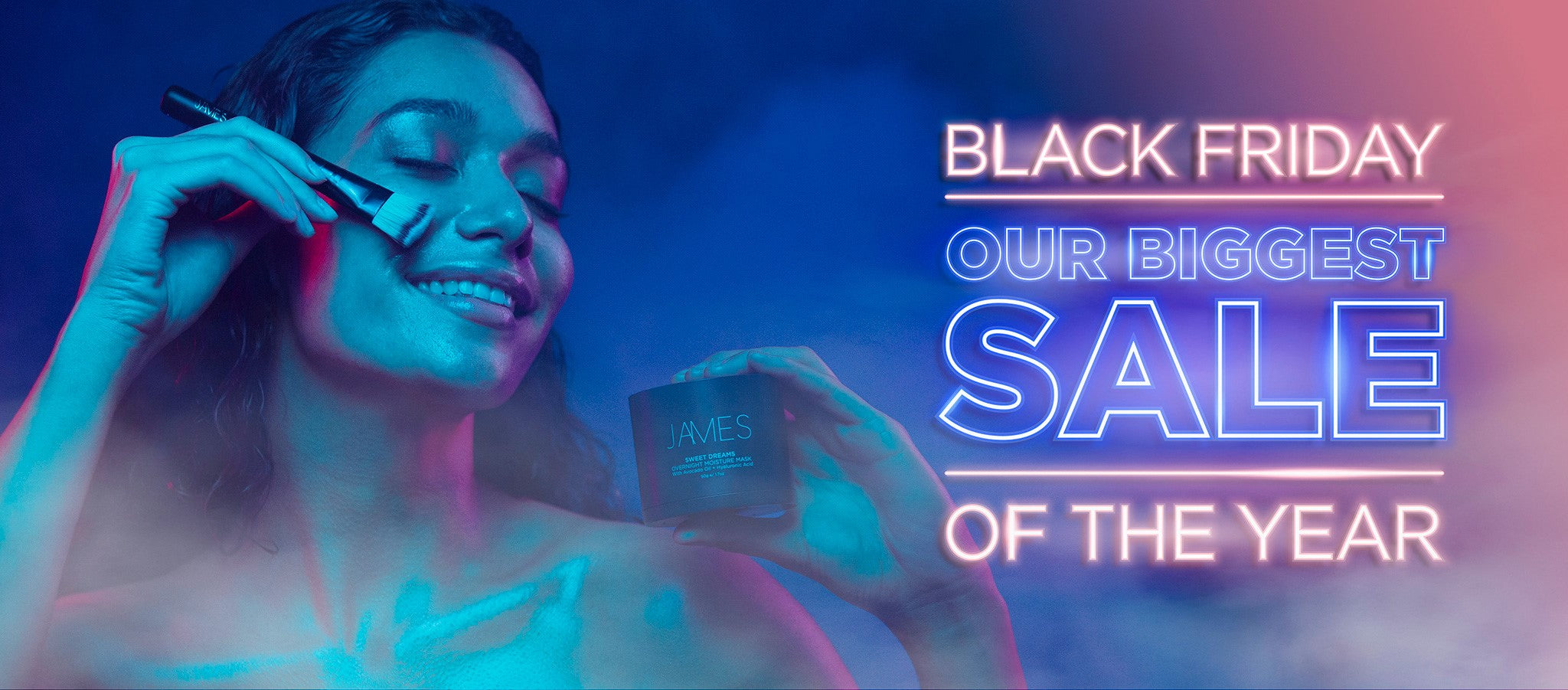 Black Friday - Our biggest sale of the year