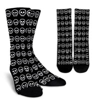 SKULL MADNESS - CREW SOCKS