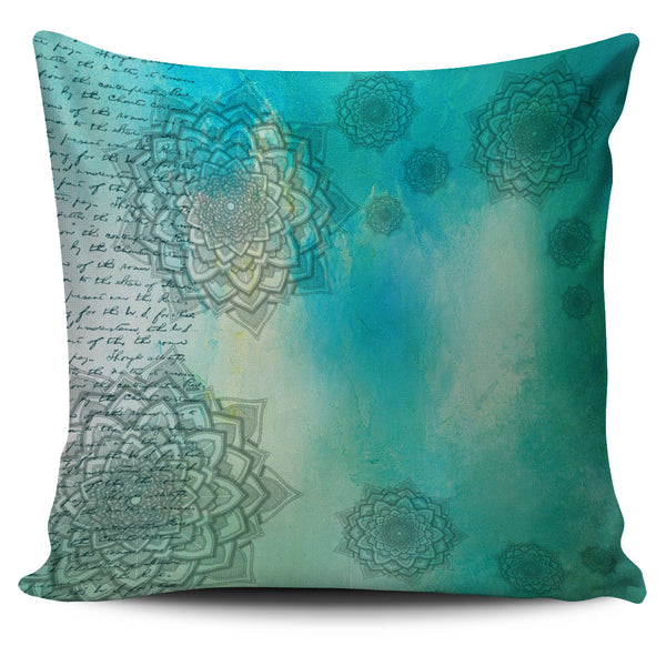 MANDALA - PILLOW COVER