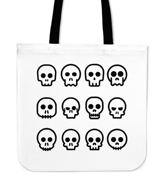 SKULL MADNESS - TOTE BAG
