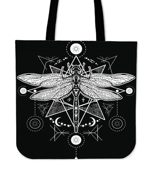 DRAGONFLY - TOTE BAG