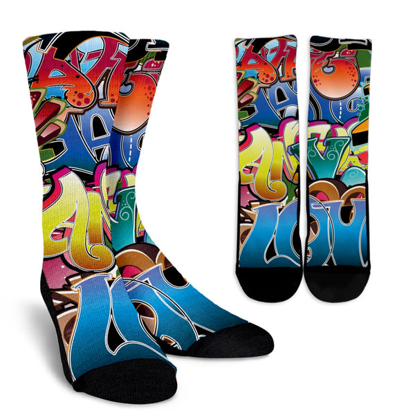 GRAFFITI - CREW SOCKS