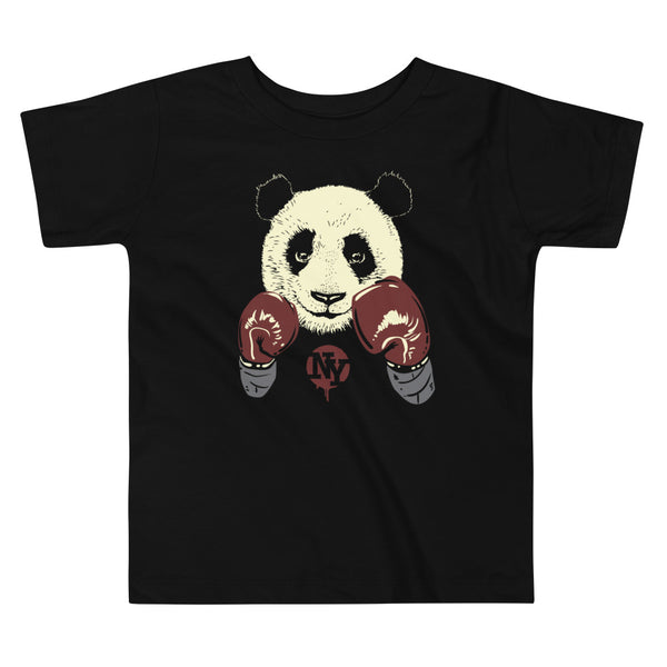 BOXING PANDA - TODDLER S/S TEE