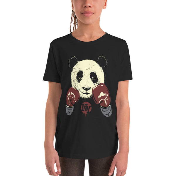 BOXING PANDA - YOUTH S/S TEE