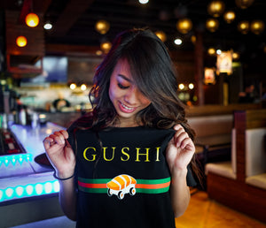 Gushi Shirt by SushiMe Roll'n