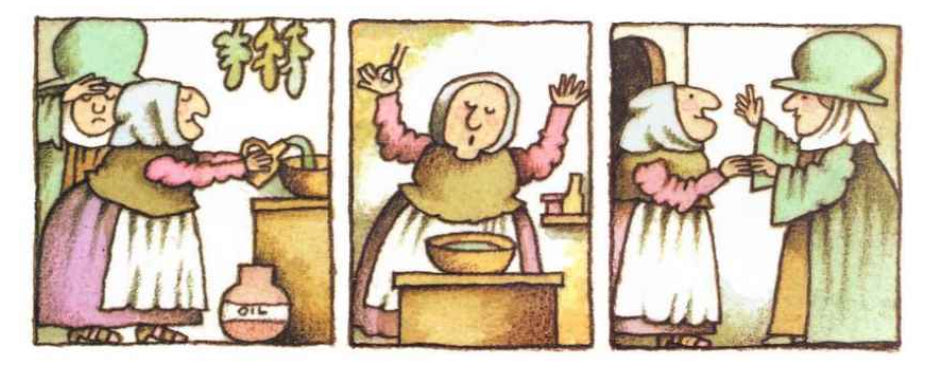 Accidental Style Icon: Strega Nona