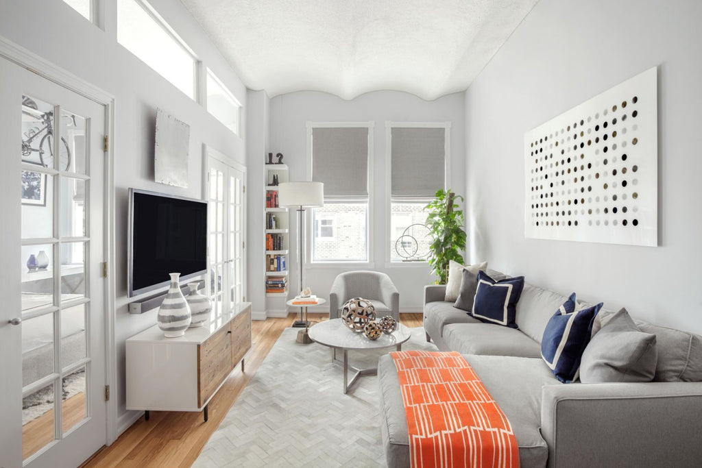 Colorful Modern Apartment Furniture