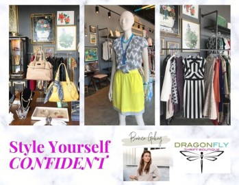 LEAP to Host Style Yourself Confident at Dragonfly Thrift Boutique