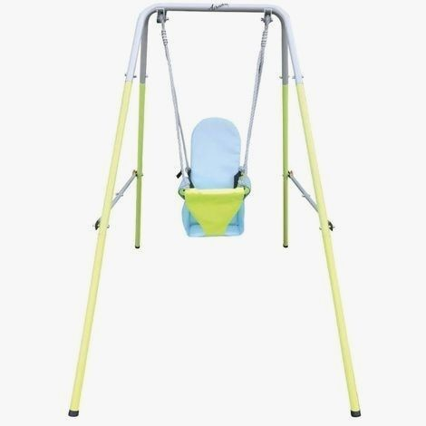 Big Space Outdoor Toddler Swing