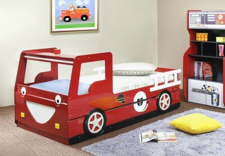 Mercilessly Beautiful Step 2 Firetruck Toddler Bed